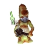 [ 7''- 8'' ] Ceramic Character Water Pipe With Banger