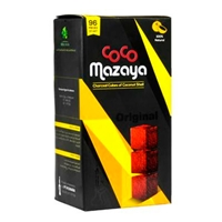 Coco Mazaya Charcoal Large 96Pcs