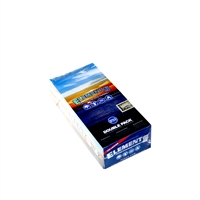 Element Ultra Rice Papers Double Pack Single Wide  1.0 Box-25