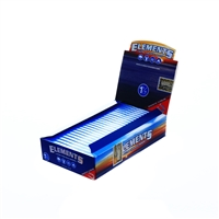 Elements - Rice - W/ Magnetic Close - 1¼ Size Rolling Paper