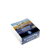 Element Ultra Rice Paper King Size SLIM Box-50
