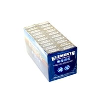 Element Super Slim Filter Tips  126 Filters  Box-20