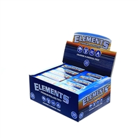 Elements - Roll Up Tips - Non-Perforated Box-50