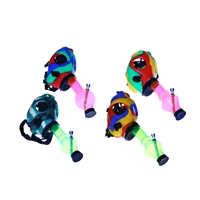 Gas Mask Waterpipe (November Promo) LIMITED TIME
