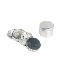 4 PIECE  METAL GRINDER  56MM (2.2'')