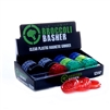 Broccoli Basher Clear Plastic Magnetic Grinder Display (12 pcs)