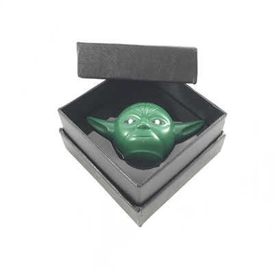 3PCS GREEN FACE MINI GRINDER 1.5''