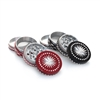 4 PIECE METAL GRINDER 50MM  Diamond Cut