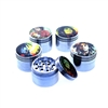 4 PIECE METAL GRINDER 50MM With Sticker