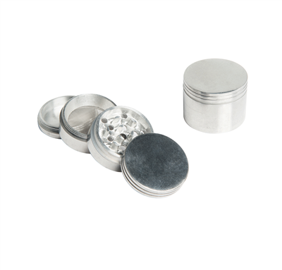 4 PIECE METAL GRINDER 53MM