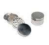 4 PIECE  METAL GRINDER  62MM