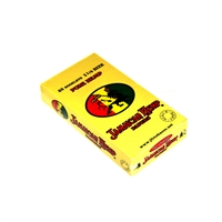 Jamaican Hemp 1¼ Rolling Papers Box-25