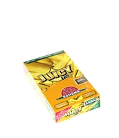 Juicy jays Banana Flavored Rolling Papers 1¼ Box-24