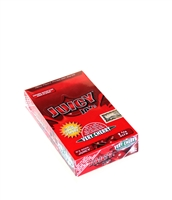 Juicy jays Very Cherry Flavored Rolling Papers 1¼ Box-24