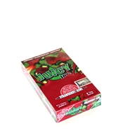 Juicy jays Strawberry Kiwi Flavored Rolling Papers 1¼ Box-24
