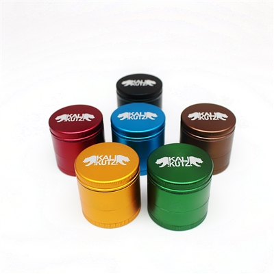 KALIKUTZ GRINDER 4PCS 40MM (1.57'') MATTE FINISH