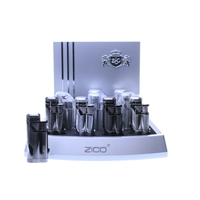 Zico Torch Lighter With Cigar Puncher  Display-10