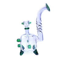 LT-WP20 8'' Square Shaped Waterpipe