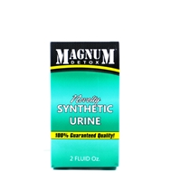 Magnum Synthetic Urine. 2 oz