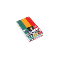 Bob Marley Hemp 1¼ size Rolling Papers  Box-24