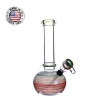 "10"" Rasta Base With Rasta Slide Bowl"