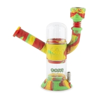OOZE CRANIUM SILICONE WATER PIPE & NECTAR COLLECTOR