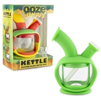 Ooze Kettle Silicone Bubbler