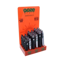 Ooze Battery's Display /24 Ct