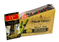 Palm Twist Exotic Hand Rolled Leaf - Mini Rolls
