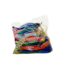 Punch Balls 16'' Assorted Party Balloon  Bag-50