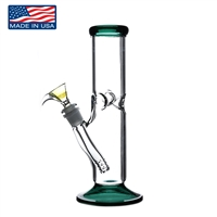 PL305  9'' Straight Waterpipe * Made in the U.S *