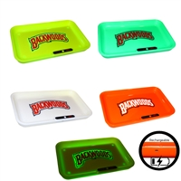 Light up Tray logo art Rolling Tray (Rechargeable)