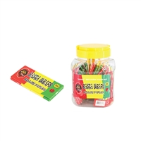 Rasta $1 Rolling Papers 1.5 ( Jar of 50)