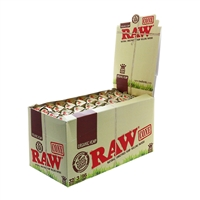 Raw Organic - Paper Cones - 3-Ct - King Size Box-32