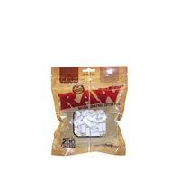 Raw Cotton Filter Tips Bag-200