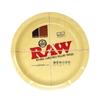 RAW® - Rolling Tray Metal Round