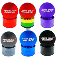Santa Cruz Shredder Large 4 Piece. 2.5""