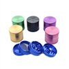 SHARPER GRINDER ALUMINUM 4PCS 2.0'' CROSS TEETH