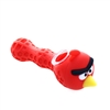 Red Bird 4.5'' Silicone Pipe