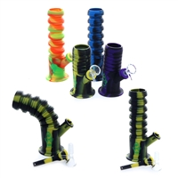 Alien Ape 8.5'' Springer Silicone Waterpipe