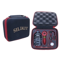 SILIKIT 3 in 1 (Bubbler + Rig + Spoon) Kit