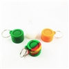 SILICONE CONTAINER W KEY-CHAIN MINI