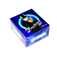 Smoking Brand Blue King size. Box-50