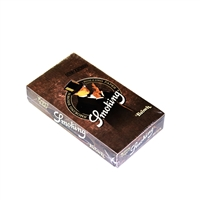 Smoking Brand Brown Unbleached 1¼ size. Box-25