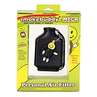 Smoke Buddy Mega Personal Air Purifier - Black