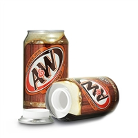Safe Can, A&W Root Beer Soda Can.