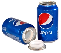 Safe Can, Pepsi Soda Can.