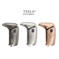 Tesla Single Arc  ( Butane Free Pipe Lighter )