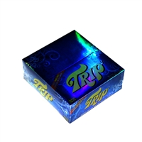 Trip Clear Paper King Size   Box-24