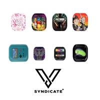 "V. Syndicate™ The Rollin' Tray™ Small  7""x5.5"" (11 Designs)"